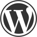Логотип ВордПресс