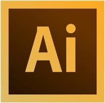 Логотип Illustrator